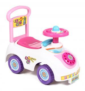 Каталка детская  , цвет: белый Kids Rider