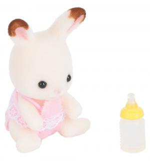 Игровой набор  Шоколадные Кролики-двойняшки 4.5 см Sylvanian Families