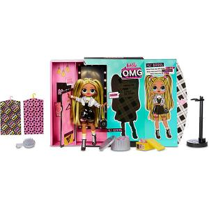 Кукла LOL OMG 23см. 2 волна, Alt Grrrl MGA