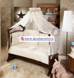 Комплект в кроватку  Rabbit Sestetto Hight Long (6 предметов) Feretti