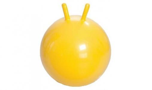 Мяч-попрыгун с рожками Стандарт 45 см Palmon