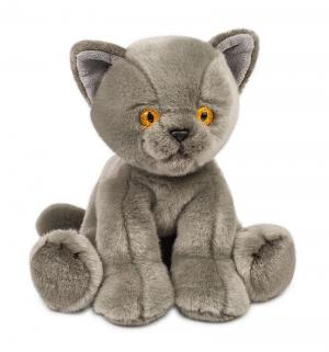 Мягкая игрушка  Серый Котик 30 см Maxitoys