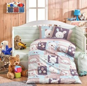 Комплект в кроватку  Snoopy 100х150 см (10 предметов) Hobby Home Collection