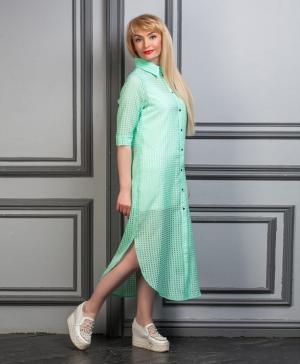 Платье-рубашка Marrushka