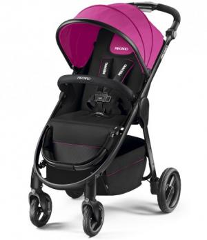 Прогулочная коляска  Citylife, цвет: pink Recaro