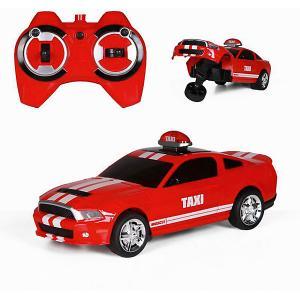 Радиоуправляемая машина  Toys Yako. Цвет: красный