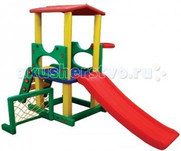 Детский игровой комплекс для дома и улицы JM-731B Happy Box