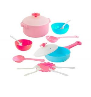 Набор посуды  Зайка 16 предметов Shantou Gepai