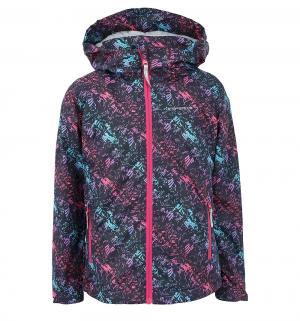 Куртка  Геометрия, цвет: синий Luhta