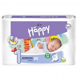 Подгузники  Baby Happy Newborn 1 (2-5 кг) 25 шт. Bella