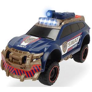 Машинка  Полицейский внедорожник, 33 см, свет и звук Dickie Toys. Цвет: синий