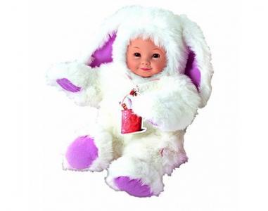 Мягкая игрушка Anne Geddes Детки-зайчики 43 см Unimax
