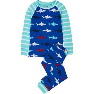 Пижама Hatley. Цвет: синий