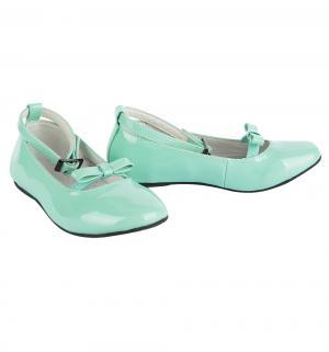 Туфли , цвет: зеленый Gulliver