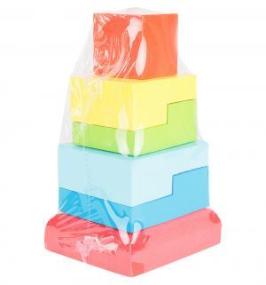 Пирамидка  Ступеньки (6 дет) Alatoys