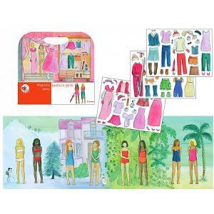 Магнитная игра Egmont Toys Мода для девочек Эгмонт