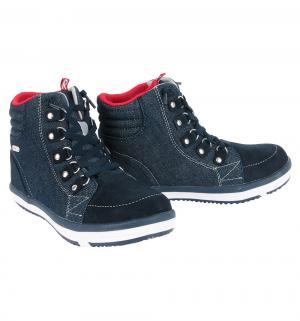 Ботинки  Wetter Jeans, цвет: синий Reima