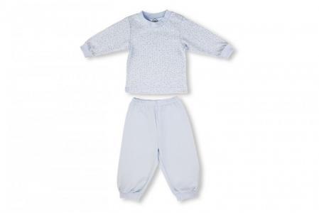 Комплект домашний Бисер (кофточка и штанишки) Лео