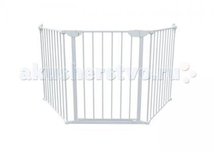 Заграждение XL Дверца 80 см (3 элемента) Safe&Care