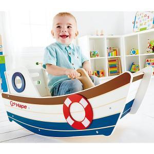 Качалка  Лодка открытое море Hape