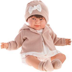 Кукла Antonio Juan Макарена, 52 см Munecas. Цвет: розовый