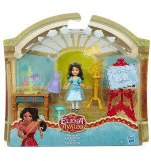 Игровой набор  Елена из Авалор Laboratory Disney Elena of Avalor