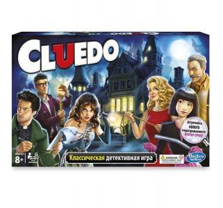 Настольная игра  Клуэдо обновленная Hasbro Games