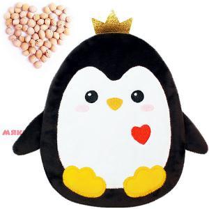 Игрушка-грелка  Доктор Мякиш Пингвинёнок Мякиши. Цвет: разноцветный