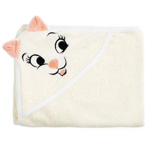 Полотенце с капюшоном Кошки Fun Dry, , светло-бежевый персиковыми ушками Twinklbaby