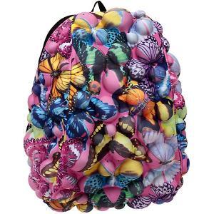 Рюкзак  Bubble Half Butterfly, 36х30х15 см MadPax. Цвет: разноцветный