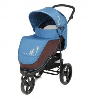 Прогулочная коляска  P5870 Express, цвет: синий Mobility One