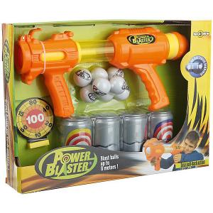 Бластер Toy Target Power Blaster. Цвет: оранжевый