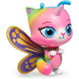 Фигурка с качающейся головой  Бабочка Rainbow