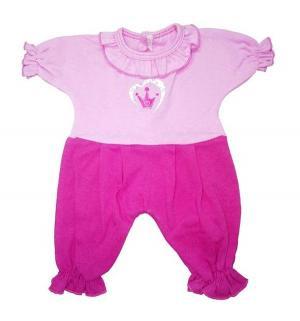 Одежда для кукол  комбинезон Корона 38-43 см Mary Poppins