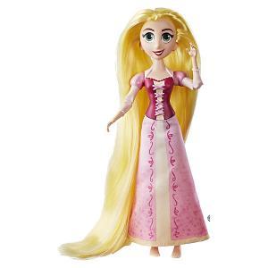 Кукла Disney Princess Рапунцель и Паскаль, 21 см Hasbro