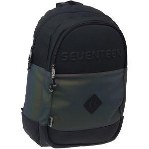 Рюкзак  Seventeen Kinderline. Цвет: черный джинсовый