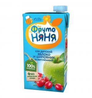 Сок , яблоко-шиповник 500 мл, 1 шт ФрутоНяня