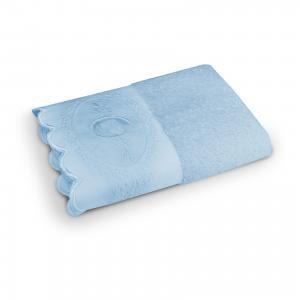 Полотенце махровое 50*90 Жаклин, , голубой Cozy Home