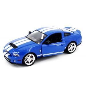 Машина на радиоуправлении  Ford Mustang Blue 1 : 14 MZ