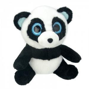 Мягкая игрушка Orbys Большая Панда 25 см Wild Planet