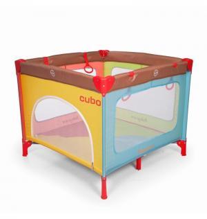 Манеж  Cubo, цвет: мультиколор Baby Care