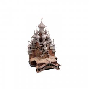 Сборная модель Церковь Преображения Господня Умная Бумага