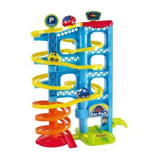 Развивающий центр  Игровая парковка (3 уровня) Playgo