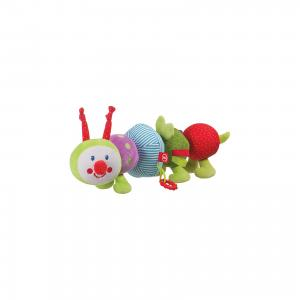 Развивающая игрушка  Iq-Caterpillar, Happy Baby