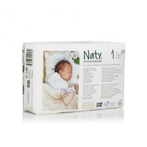 Подгузники  Фито (2-5 кг) 26 шт. Naty