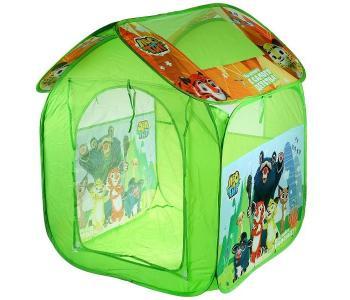 Палатка детская Лео и Тиг Играем вместе
