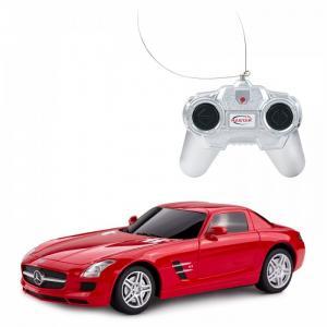 Машина на радиоуправлении Mercedes SLS AMG 19 см 1:24 Rastar