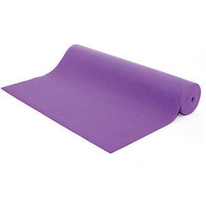 Коврик для йоги и фитнеса  173*61*0,4см, фиолетовый Z-Sports. Цвет: фиолетовый