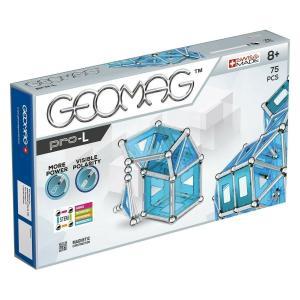 Магнитный конструктор  Pro-L 75 деталей Geomag