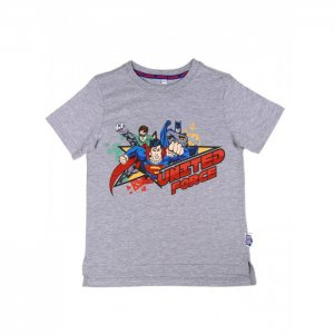 Футболка Лига справедливости для мальчика ФК-6М20-S Superman
